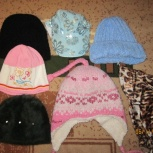 Продам шапки, Новосибирск