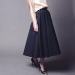Продам новые женские юбки джинс-велюр 48-50/167-172 США, Новосибирск