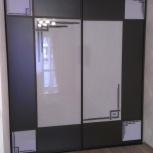 Шкафы-купе, гардеробные на заказ от производителя, Новосибирск