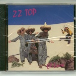Продам новый компакт-диск ZZ Top - El Loco, Новосибирск