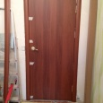 Установка и ремонт межкомнатных, входных дверей, откосов на двери, Новосибирск