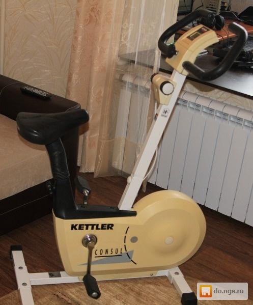 велотренажер Kettler D 59469 инструкция img-1