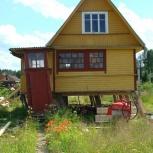 Подъем домов, замена фундамента, ремонт дачных домиков, Новосибирск