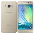 Абсолютно новый телефон Samsung Galaxy A3 Gold, Новосибирск