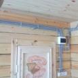 Электромонтажные работы, услуги электрика, замена проводки, теплый пол, Новосибирск