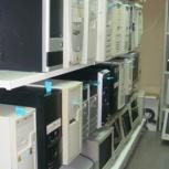 Распродажа офисных компьютеров и мониторов, Новосибирск