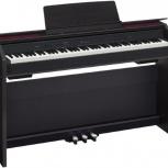 Цифровое пианино CASIO PX-860BK Privia, Новосибирск