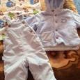 Продам демисезонный костюмчик (курточка и штанишки), Новосибирск