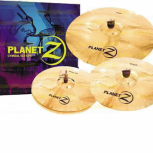 "Набор тарелок Zildjian Planet Z 0PLANET Z Z4 (20"", 16"", 14""pr.), Новосибирск"