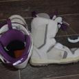 сноуборд  (доска 155 + крепления + ботинки 41), Новосибирск