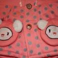 Комплект верхней одежды бу весна на девочку 74-80 размер, Новосибирск