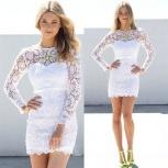 платье кружевное, Новосибирск