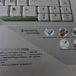 Продам ноутбук Acer 5520G на запчасти или восстановление, Новосибирск