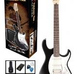 Комплект гитарный CORT CGP-110-BKS, Новосибирск