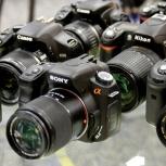 Куплю срочно любую зеркальную камеру! в хорошем состоянии!, Новосибирск