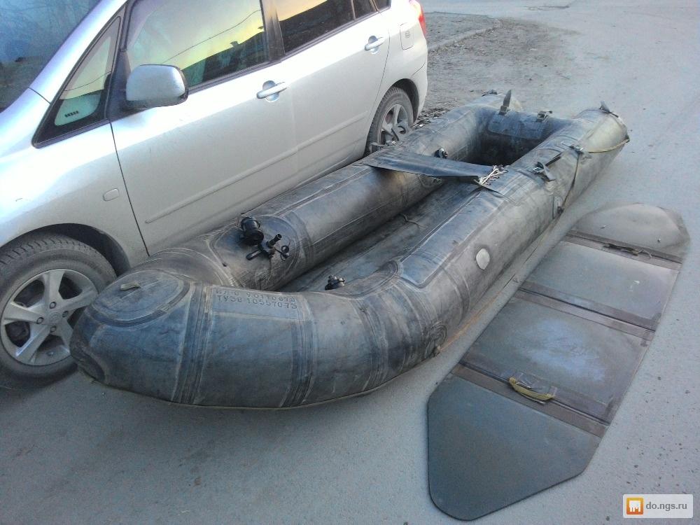лодка десантная резиновая нл-8