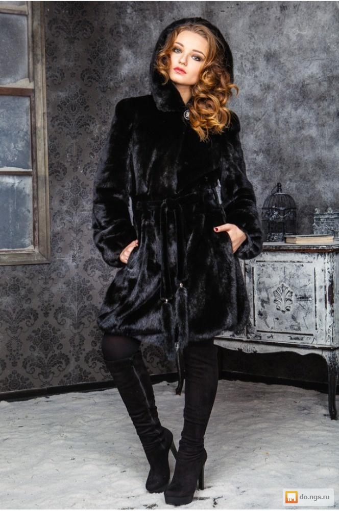 Модные Модели Шуб Из Норки