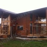 Строительство  деревянных  домов и бань. Проектирование, Новосибирск