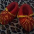 Пинетки, носочки вязаные, Новосибирск