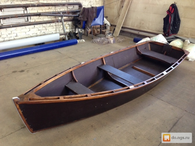 лодка из ламинированной фанеры своими руками