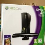 Microsoft Xbox 360, Kinect, джойстик, Новосибирск
