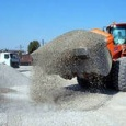 Песок щебень пгс гравий отсев земля торф перегной с доставкой, Новосибирск