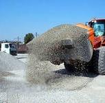 Песок, щебень, пгс, гравий, уголь, отсев. Уборка и вывоз снега мусора, Новосибирск