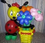 Фигурки из круглых шариков своими руками 90