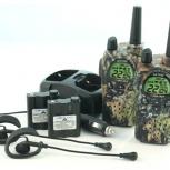 Midland gxt1050 комплект мощных портативных раций, Новосибирск