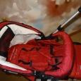 Продам яркую, стильную, маневренную коляску Mutsy 4Rider 3 в 1, Новосибирск
