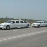 прокат недорого лимузинов Линкольн и Форд, Новосибирск