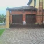 Установка ворот, роллет, шлагбаумов любого типа, Новосибирск