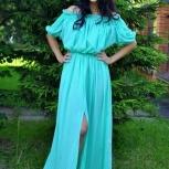 платье в пол из хлопка, Новосибирск