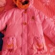 Продается пальто демисезонное 120 см, Новосибирск