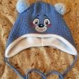 Продам теплые шапочки для мальчиков, Новосибирск