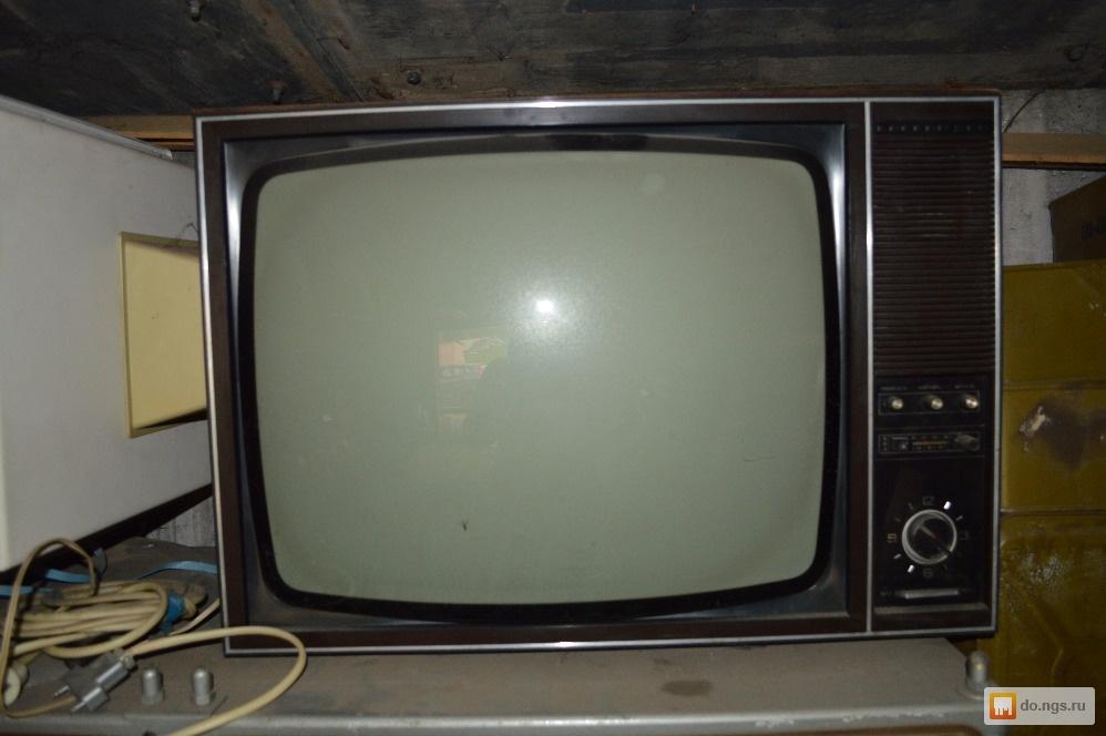 телевизор Каскад