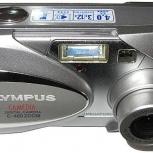 Цифровой фотоаппарат Olympus C-460 ZOOM, Новосибирск