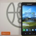 """Телефон Lenovo p780 в наличии ! Android 4.2.2 ! 4 ядра 5"""" ips, Новосибирск"""