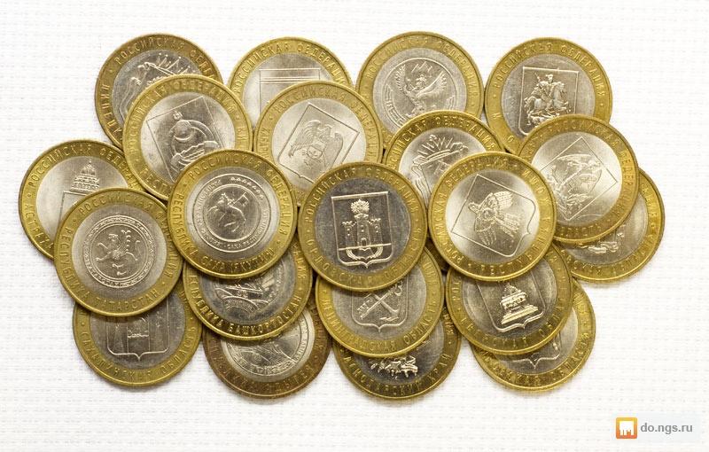 Рубль ходит в золотом