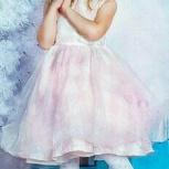 Срочно! Недорого! Продам нарядные платья на девочку 3-5 лет, Новосибирск