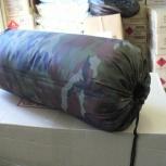 Продам спальный мешок цвет камуфляж, Новосибирск