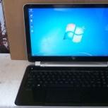 Ноутбук HP 15-n060sr, Новосибирск