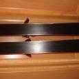 Продам горные лыжи Salomon BBR 8.0 с креплениями Z12, Новосибирск