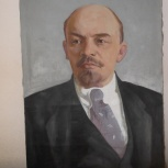 Продам портрет Ленина, Новосибирск