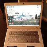 Ноутбук Sony Vaio VGN-SZ1HRP Core2Duo T2300 в хорошем состоянии, Новосибирск