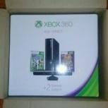 Приставка Xbox 360 с кинектом, Новосибирск