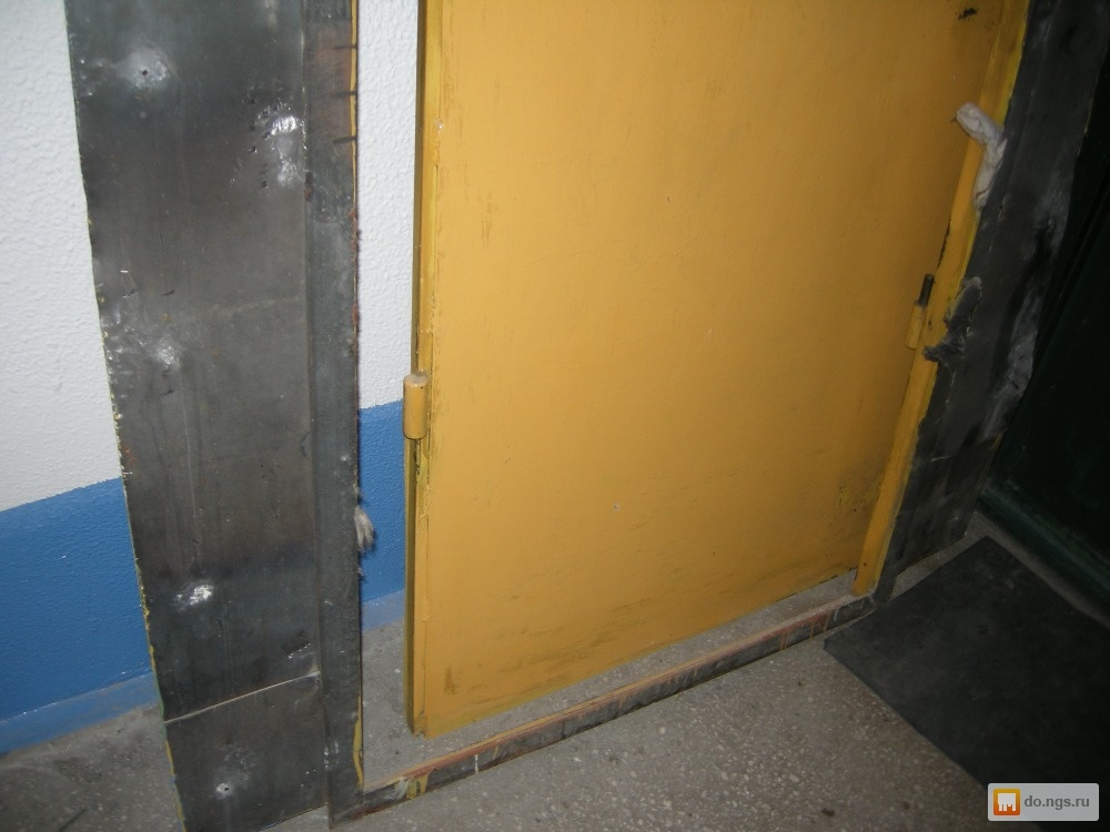дверь металлическая высота 1900
