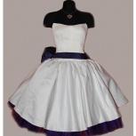 Короткое свадебное платье, Новосибирск