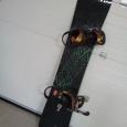 Продам сноуборд Santa Cruz и крепления Burton, Новосибирск