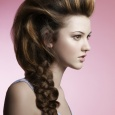 Легкие прически на длинные и средние волосы, Новосибирск
